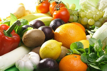 Fruit and vegetables can improve your fertility