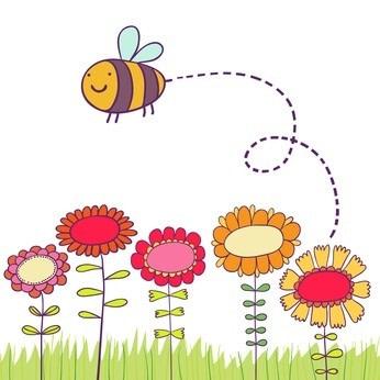 A bee symb